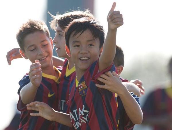 日本のメッシと言われたバルセロナ久保君 退団しFC東京へ・・・