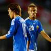 【動画あり】なぜか日本代表ACミラン所属の本田圭佑と横浜Fマリノス中村俊輔のFKのやり取りが話題に?6年前のオランダ戦を動画で振り返ってみた!