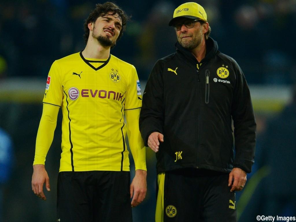Borussia Dortmund v FC Schalke 04 - Bundesliga