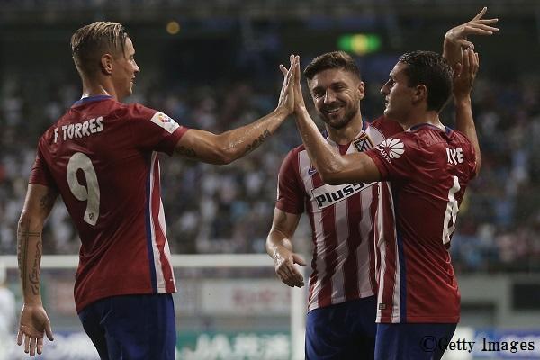 Sagan Tosu V Atletico Madrid - Friendly Match