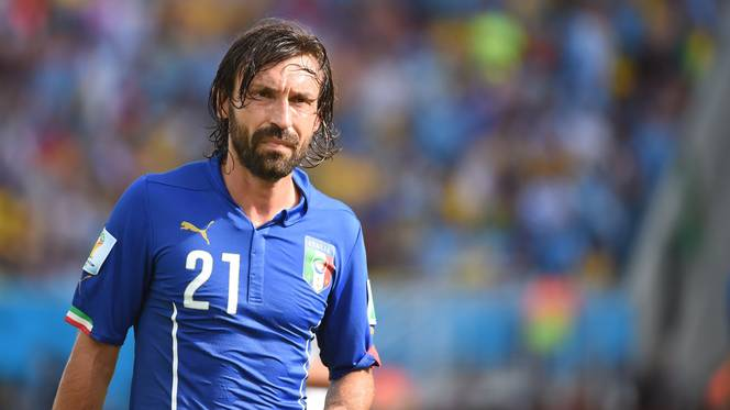 720p-Andrea Pirlo not retiring from Italy yet