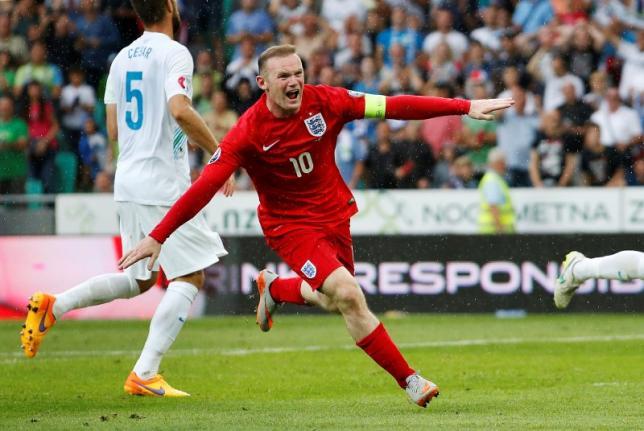 サッカー=イングランド、欧州選手権予選で全勝キープ
