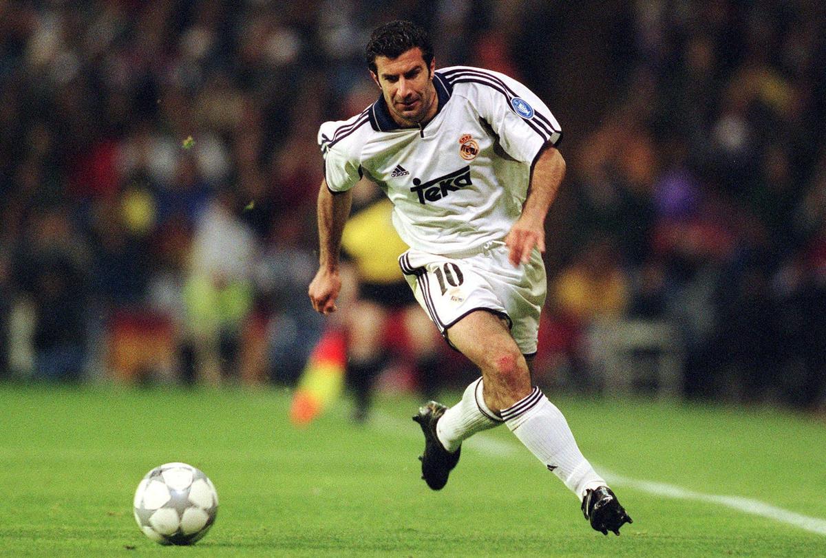 FUSSBALL/REAL MADRID - FC BAYERN MUENCHEN 0:1