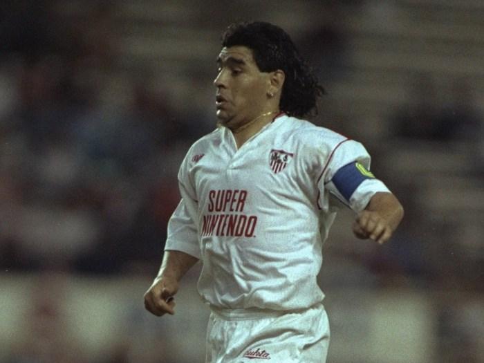 Maradona_Sevilla_1955 - Chris Cole_Getty