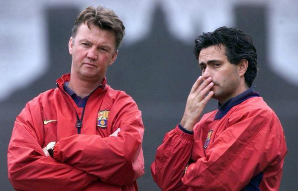 van-gaal-and-mourinho