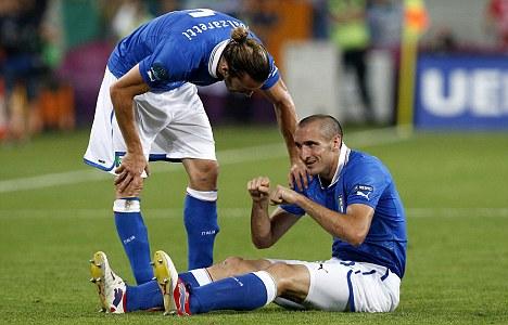 Italy vs Ireland
