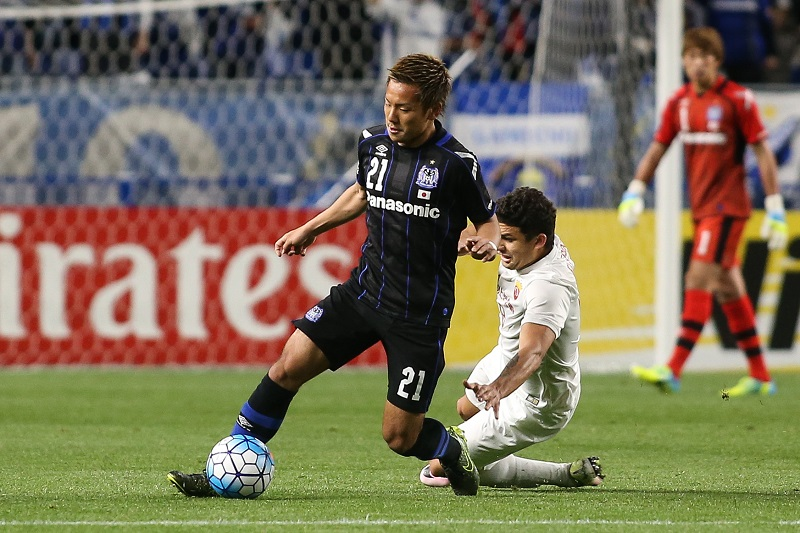 Gamba Osaka v Shanghai SIPG - AFC Champions League Group G